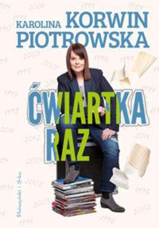 Okładka książki/ebooka Ćwiartka raz