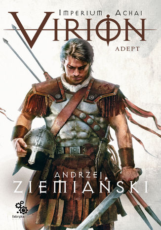 Okładka książki/ebooka Imperium Achai (#3). Virion 3. Adept