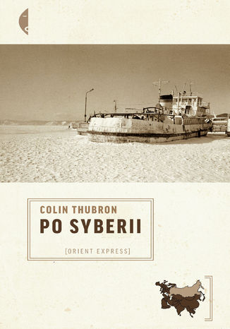 Okładka książki/ebooka Po Syberii