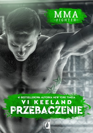 Okładka książki/ebooka MMA Fighter. Przebaczenie