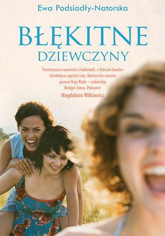 Okładka książki/ebooka Błękitne dziewczyny