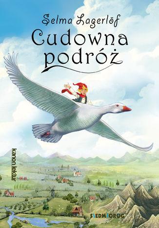 Okładka książki/ebooka Cudowna podróż