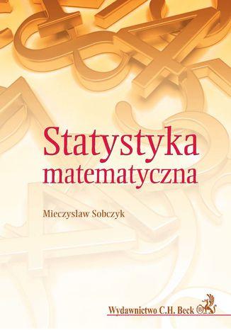 Okładka książki/ebooka Statystyka matematyczna
