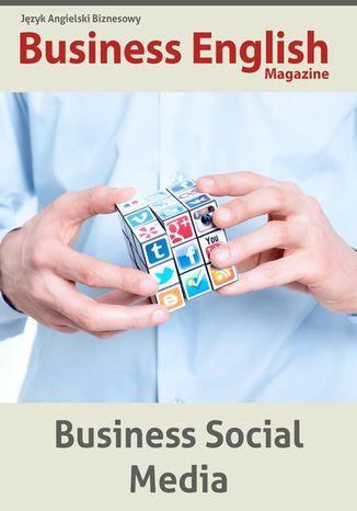 Okładka książki/ebooka Business Social Media