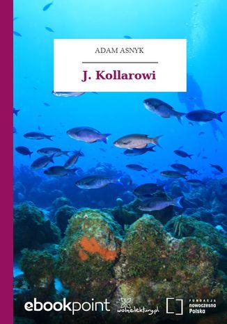 Okładka książki/ebooka J. Kollarowi