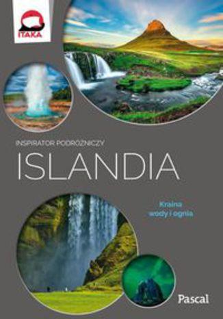 Okładka książki/ebooka Islandia Inspirator podróżniczy