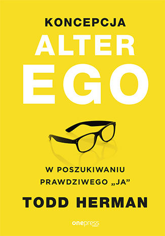 Okładka książki/ebooka Koncepcja Alter Ego. W poszukiwaniu prawdziwego