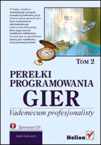 Okładka książki Perełki programowania gier. Vademecum profesjonalisty. Tom 2