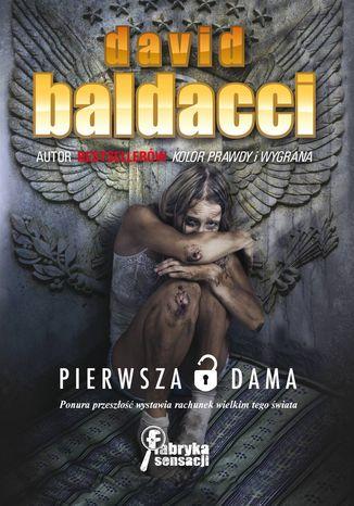 Okładka książki/ebooka Pierwsza Dama