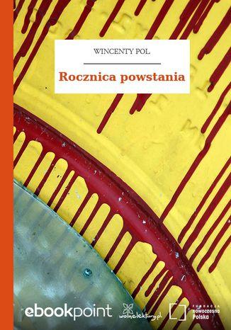 Okładka książki/ebooka Rocznica powstania