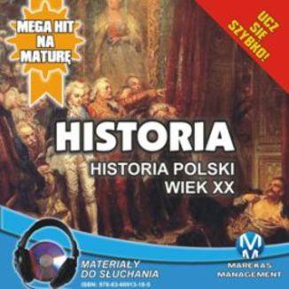 Okładka książki Historia: Historia Polski. Wiek XX