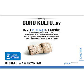 Okładka książki GURU KULTU..RY
