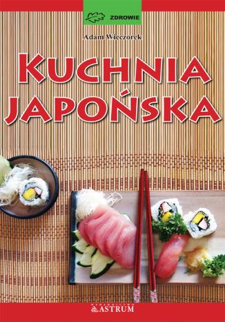 Okładka książki/ebooka Kuchnia japońska