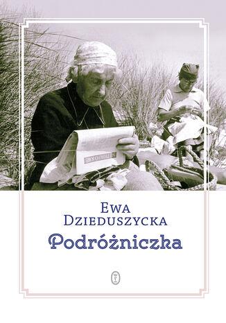 Okładka książki/ebooka Podróżniczka