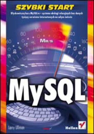 Okładka książki/ebooka MySQL. Szybki start