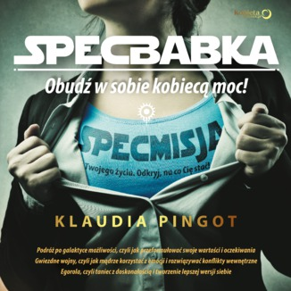 Okładka książki SpecBabka. Obudź w sobie kobiecą moc!