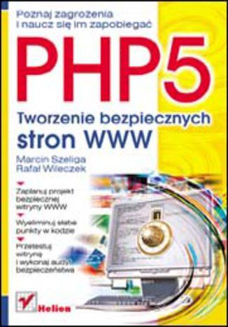 Okładka książki PHP5. Tworzenie bezpiecznych stron WWW