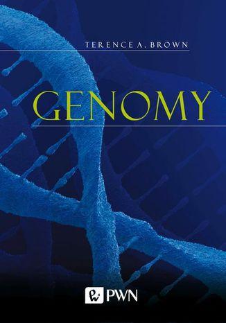 Okładka książki/ebooka Genomy