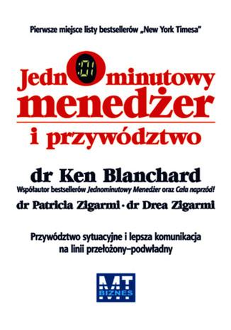 Okładka książki/ebooka Jednominutowy Menedżer i przywództwo