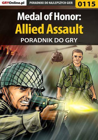 Okładka książki/ebooka Medal of Honor: Allied Assault - poradnik do gry
