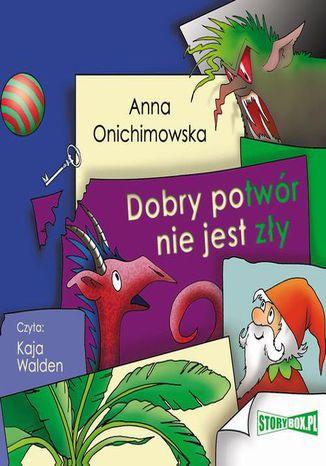 Okładka książki/ebooka Dobry potwór nie jest zły