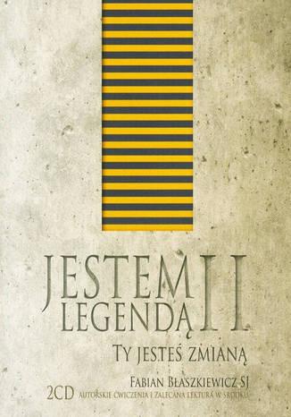 Okładka książki/ebooka Jestem Legendą 2