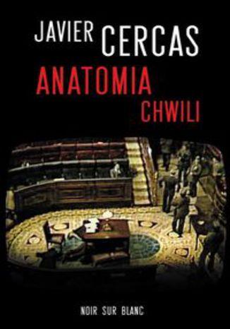 Okładka książki Anatomia chwili