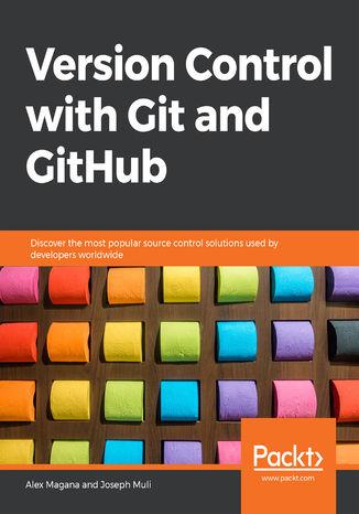 Okładka książki/ebooka Version Control with Git and GitHub