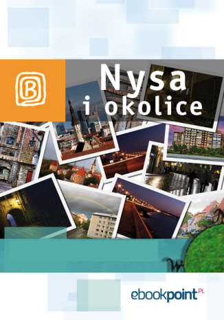 Okładka książki/ebooka Nysa i okolice. Miniprzewodnik