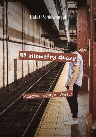 Okładka książki/ebooka 53 kilometry duszy
