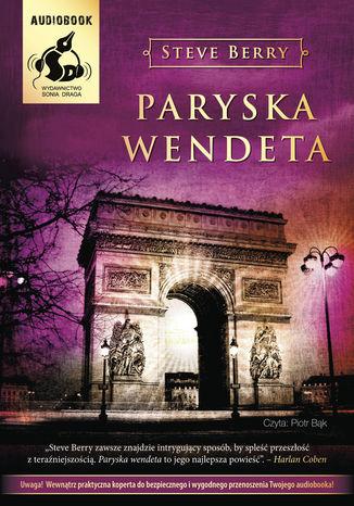 Okładka książki/ebooka Paryska wendeta