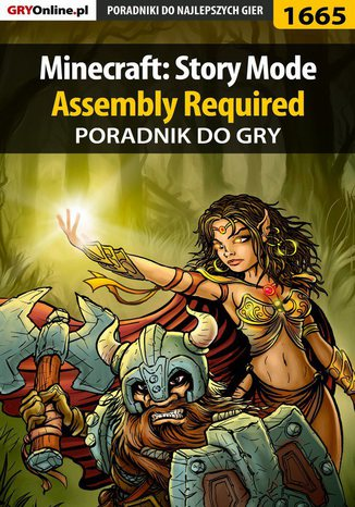 Okładka książki/ebooka Minecraft: Story Mode - Assembly Required - poradnik do gry