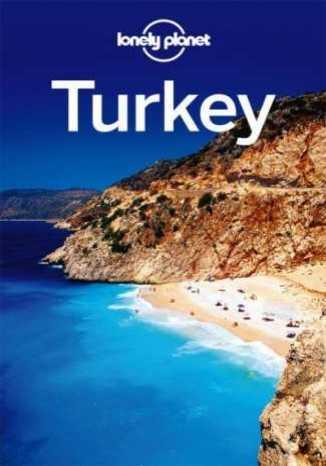Okładka książki/ebooka Turcja. Przewodnik Lonely Planet