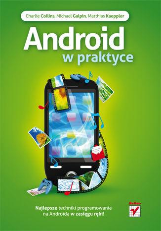 Okładka książki/ebooka Android w praktyce