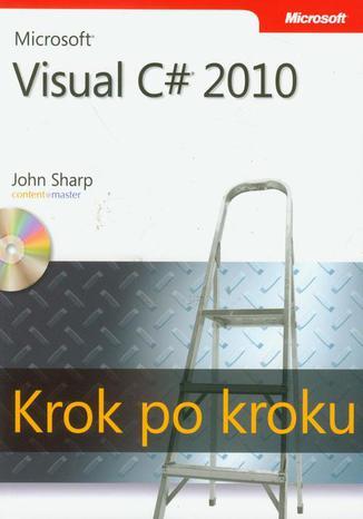 Okładka książki/ebooka Microsoft Visual C# 2010 Krok po kroku