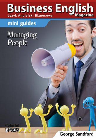 Okładka książki/ebooka Mini guides: Managing people