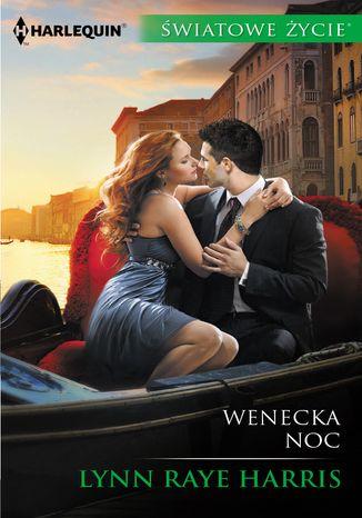 Okładka książki/ebooka Wenecka noc