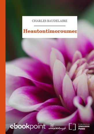Okładka książki/ebooka Heautontimoroumenos