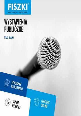 Okładka książki/ebooka Wystąpienia publiczne