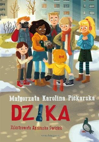 Okładka książki/ebooka Dzika