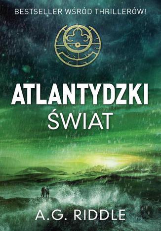 Okładka książki/ebooka Atlantydzki świat