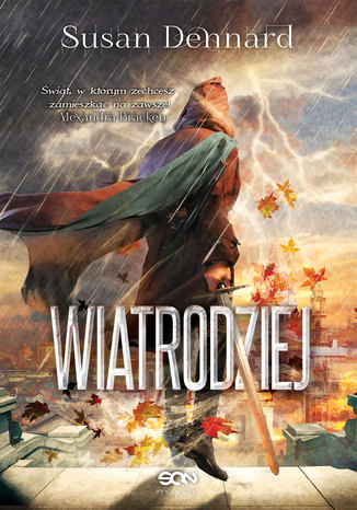 Okładka książki/ebooka Wiatrodziej