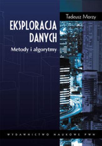 Okładka książki/ebooka Eksploracja danych