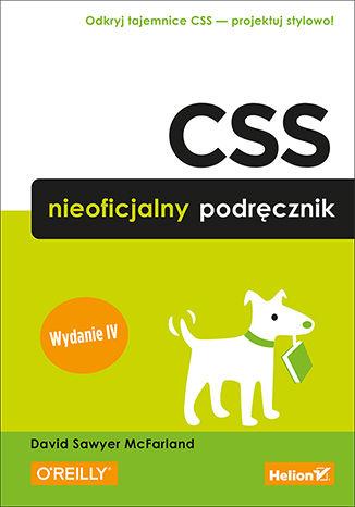 Okładka książki/ebooka CSS. Nieoficjalny podręcznik. Wydanie IV