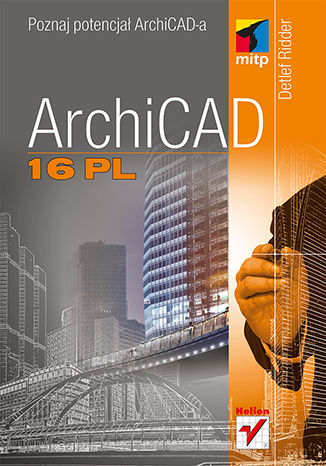 Okładka książki/ebooka ArchiCAD 16 PL