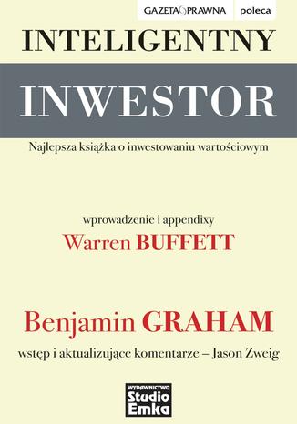 Okładka książki/ebooka Inteligentny inwestor. Najlepsza książka o inwestowaniu wartościowym