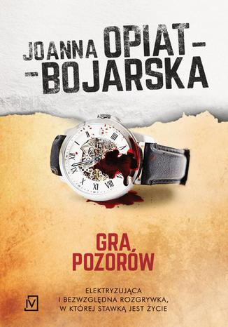 Okładka książki/ebooka Gra pozorów