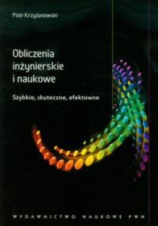 Okładka książki/ebooka Obliczenia inżynierskie i naukowe