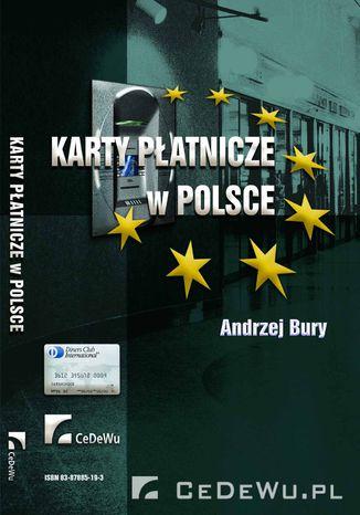 Okładka książki/ebooka Karty płatnicze w Polsce