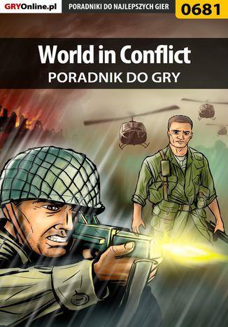 Okładka książki/ebooka World in Conflict - poradnik do gry